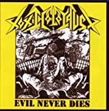 Evil Never Dies by Toxic Holocaust [Music CD]