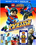 LEGO DC Super Heroes: Justice League: Attack of the Legion of Doom! (Figurine Included) [Blu-ray + DVD + Digital Copy] (Bilingual)