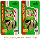 Hikari Tropical First Bites 10g | Pack Of 2pcs | Great For All New Born Fish