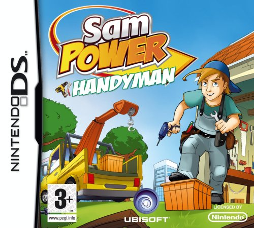 Sam Power: Handy Man  (Nintendo DS)