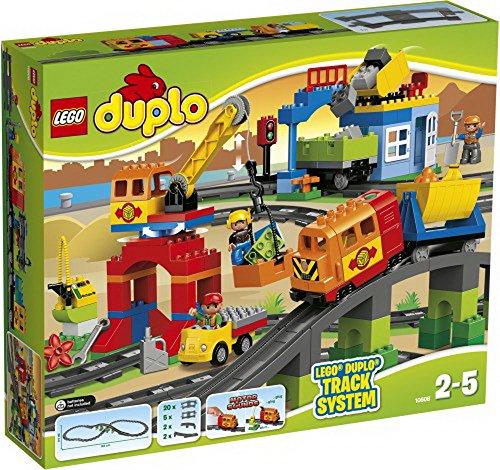 Lego Duplo 10508 Eisenbahn Superset, 1Stück