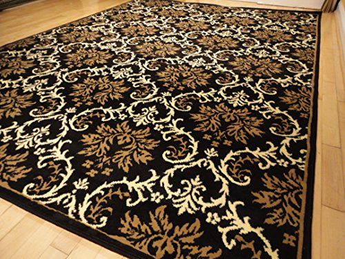 large 5x8 modern rug luxury black contemporary rugs 5x7 black rug modern living room rugs medium 5 39. Black Bedroom Furniture Sets. Home Design Ideas
