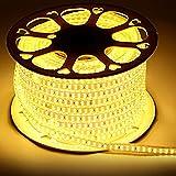 Wasserdicht Zweireihige 220V 2835 IP65 LED Band LED-Stripe 10m LED Streifen Lichterkette1800 LEDs (180 LEDs/Meter...