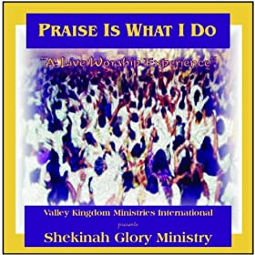 Cover image of song All Hail The King by Shekinah Glory Ministry