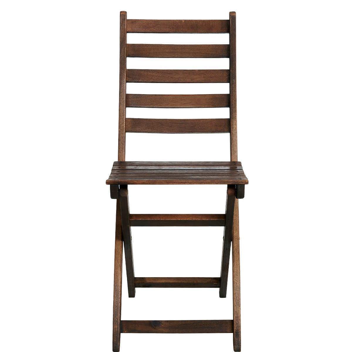 butlers lodge klappstuhl braun g nstig bestellen. Black Bedroom Furniture Sets. Home Design Ideas
