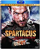 Spartacus - Blood and Sand: Die komplette Season 1 (Uncut) [Blu-ray]