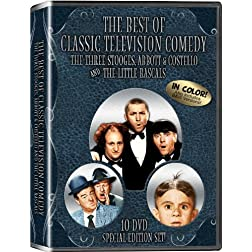 Best of Classic Television Comedy 10-Disc Collection