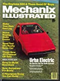 MECHANIX ILLUSTRATED Urba Electric Car AMC Pacer Wagon test 2 1977