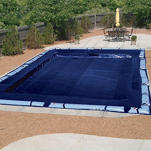 Harris Economy Winter Cover for 18'x36' Inground Rectangular Pool (Pool Covers Inground 18 X 36 compare prices)