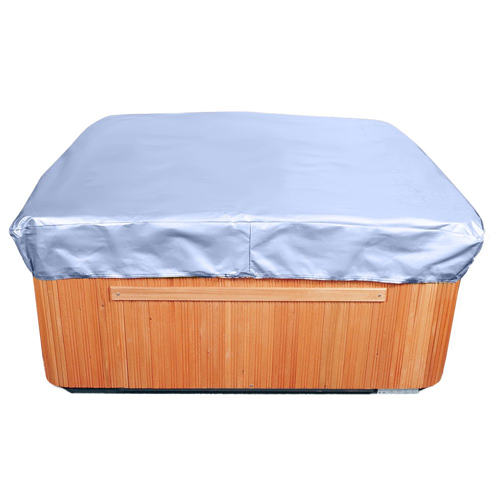 Budge All Seasons Hot Tub Cover