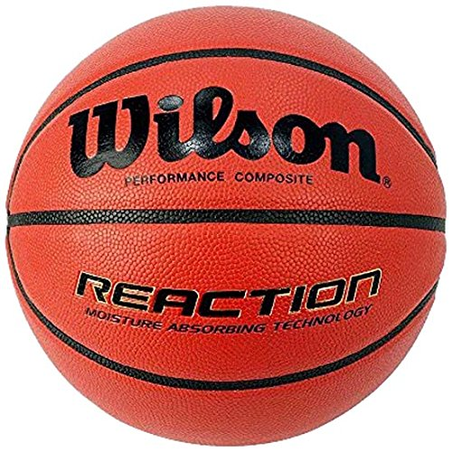 Wilson Reaction Pallone da Basket, 7