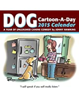 Dog Cartoon-a-Day 2015 Calendar