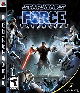 Star Wars: The Force Unleashed - PlayStation 3 Standard Edition