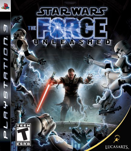 Star Wars: The Force Unleashed (Star Wars Games For Ps3 compare prices)