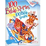 100 Bible Stories, 100 Bible Songs ~ Stephen Elkins