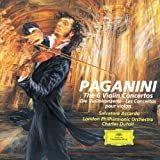Paganini: The 6 Violin Concertosby Salvatore Accardo