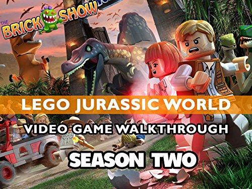 Clip: Lego Jurassic World Video Game Walkthrough - Season 2