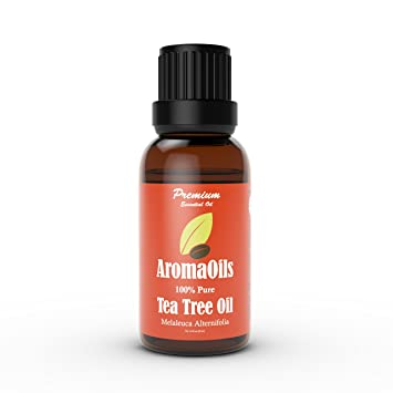 Tea Tree Oil - 100% Pure Therapeutic Grade Melaleuca Oil