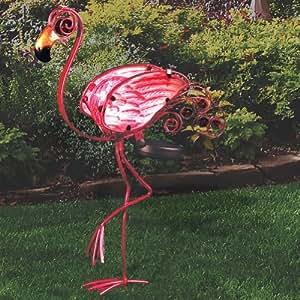 Flamingo outdoor lights