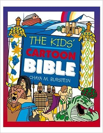 The Kids' Cartoon Bible