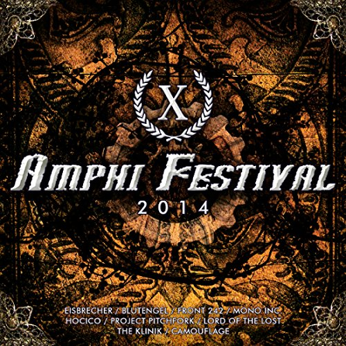 VA-Amphi Festival 2014-CD-FLAC-2014-NGE Download