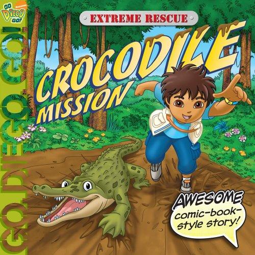 Crocodile Mission (Go, Diego, Go!)