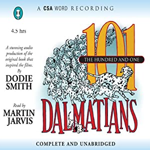 The Hundred and One Dalmatians Audiobook