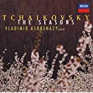 Tchaikovsky: The Seasons; 18 Morceaux; Aveu Passion� in E minor