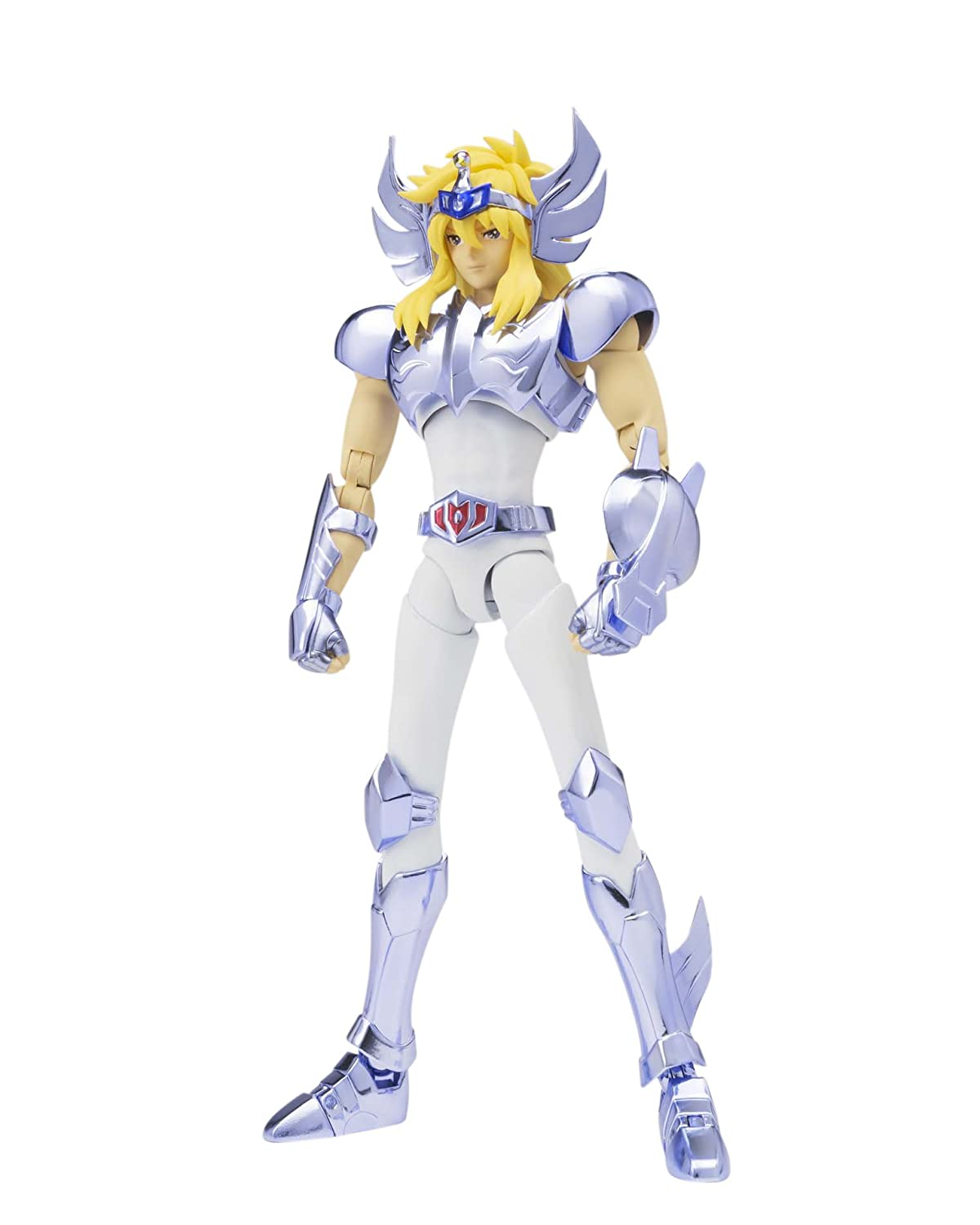 Bandai Tamashii Nations Saint Cloth Myth ExCygnus Hyoga Action Figure