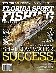 Florida sport fishing magazines for Florida sport fishing magazine