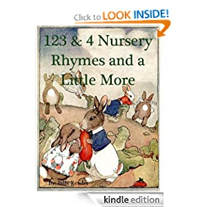 123 & 4 Some Nursery Rhymes and A Little More