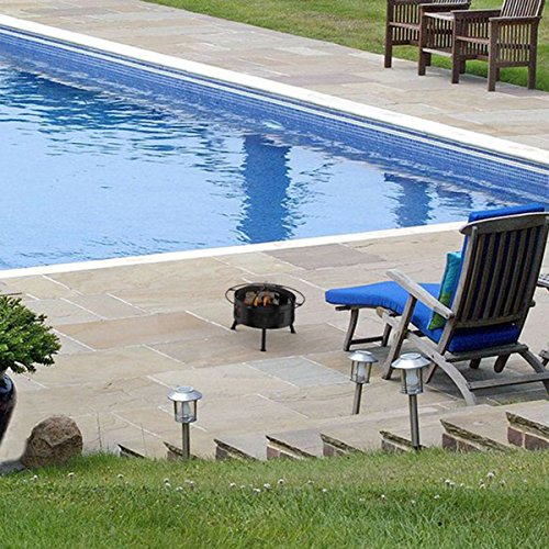 Elite-Flame-Distressed-Bronze-Orbit-Fire-Bowl-Outdoor-Patio-Fire-Pit-with-All-Weather-Cover