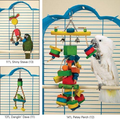 Bird Peep Series Toys – Shiny Steve
