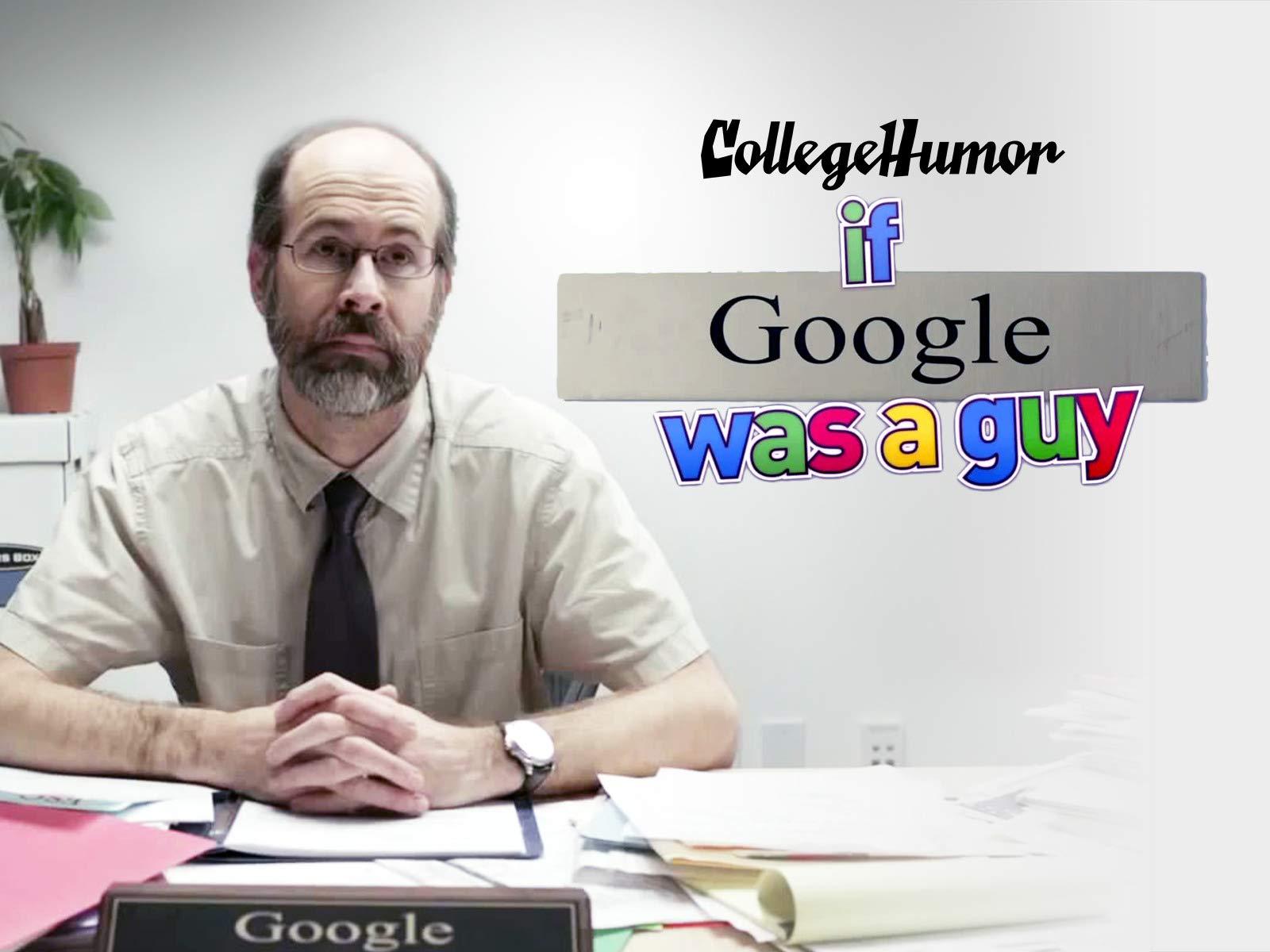 If Google Was a Guy - Season 1