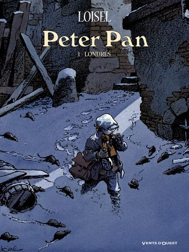 Peter Pan (1) : Londres