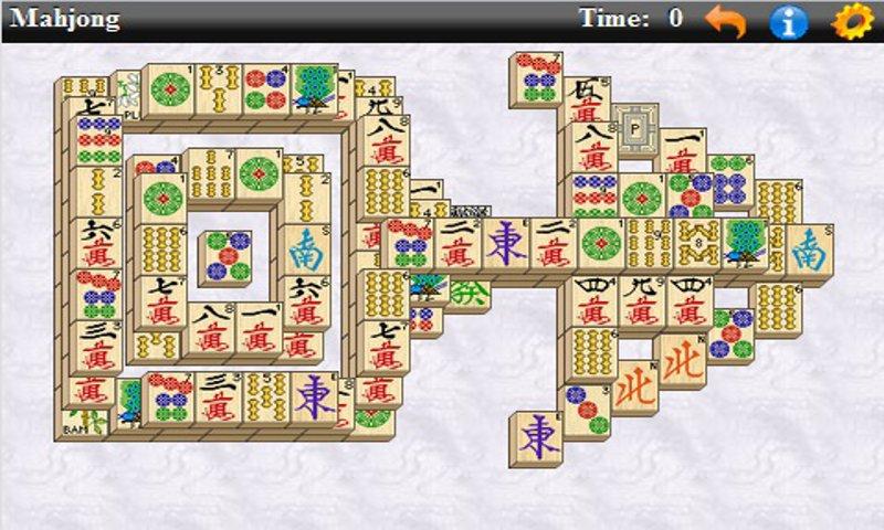 T Online Mahjong