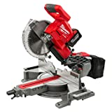 Milwaukee M18 FUEL 18-Volt Lithium-Ion Brushless Cordless 10 in. Dual Bevel Sliding Compound Miter Saw Kit W/(1) 9.0Ah Battery