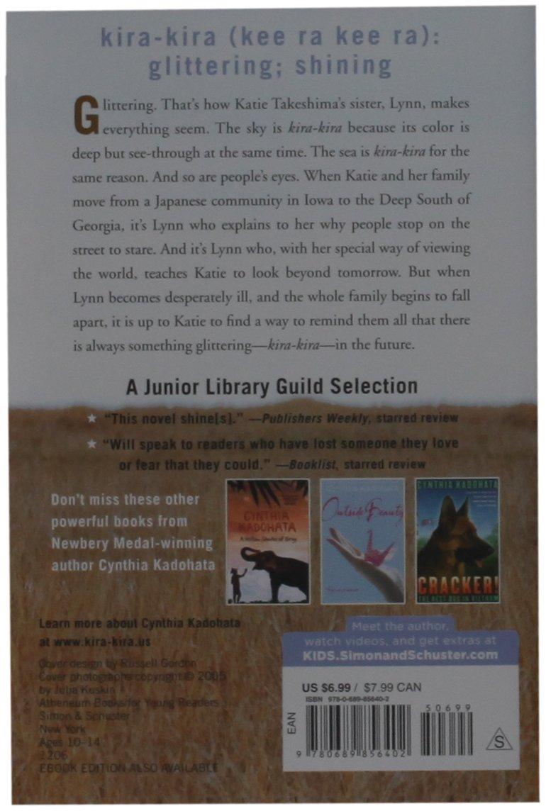 Buy Kirakira Book Online At Low Prices In India  Kirakira Reviews &  Ratings  Amazon