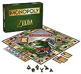 ゼルダの伝説 モノポリー/The Legend of Zelda Monopoly【並行輸入】