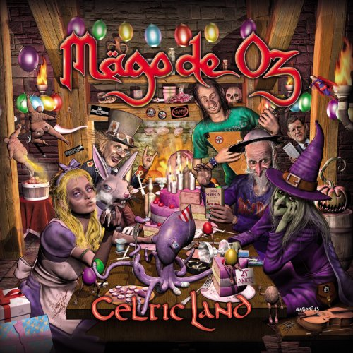 Mago de Oz - Celtic Land - Zortam Music