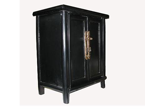 Elegant Asian Trompetenbaumholz Box