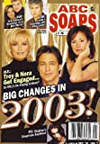 Catherine Hickland, Ty Treadway, Hillary B. Smith, One Life to Live, Kassie DePaiva, Erika Slezak - January 7, 2003 ABC Soaps in Depth Magazine [SOAP OPERA]