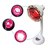 Desktop Far Infrared Physiotherapy Light Therapeutic Instrument Solubility Lamp Beauty Salon Lamps Promote Wound Healing