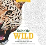 Trianimals: Color Me Wild: 60 Color-b...