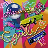 Anniversary!!(CD+DVD) - E-girls