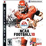 NCAA Football 10 - Playstation 3 ~ Electronic Arts