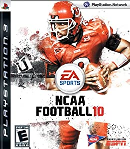 NCAA Football 10 - PlayStation 3 Standard Edition