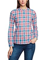 CAMPUS Damen Slim Fit Bluse 444119342339