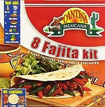Fajita cantina mex.kit 470g