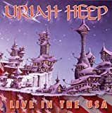 Live in the USA by Uriah Heep (2015-08-03)